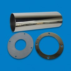 EXHAUST TIP KIT WITH FLANGE & GASKET KIT