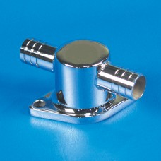 WATER OUTLET STAINLESS STEEL BLOWER WITH -12 AN FITTINGS