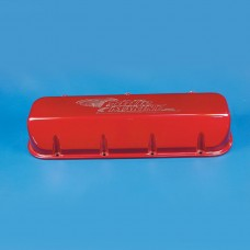 VALVE COVERS BB CHEVY ANGLED SMOOTH