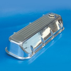 VALVE COVERS BB CHEVY ANGLED BALL MILL