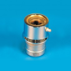 """PROP SHAFT SEAL 1"""" DOUBLE SEAL CHROME"""