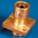 "RUDDER STUFFING BOX- 1"" DOUBLE SEAL"