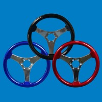 Symmetrical Steering Wheels