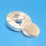 EMI Billet Steering Hub Adapter Assembly