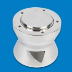 ONE PIECE STEERING HUB FOR GRANT 5 BOLT STEERING WHEELS
