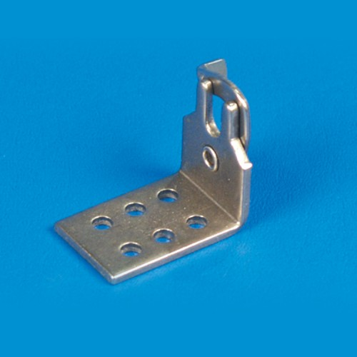 Ss quick release cable clamp