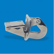 STAINLESS STEEL HIDDEN HATCH HINGE- SHORT