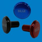 PUSH/PULL SWITCH KNOB BILGE