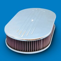 Air Cleaners-Billet Aluminum