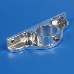 BILLET ALUMINUM TRANSOM SUPPORT ONLY
