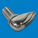 STAINLESS STEEL STRAINER WATER PICK-UP