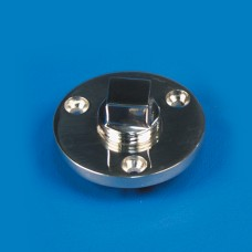 GARBOARD DRAIN PLUG ASSEMBLY