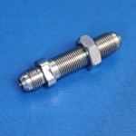 "BULKHEAD FITTING -8AN BULKHEAD 3""LONG"