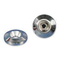 Billet Aluminum Countersunk Washers
