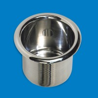 Spun Aluminum Cup Holders
