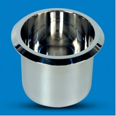 "Cup Holder Billet Aluminum- Medium (3-3/8"")"