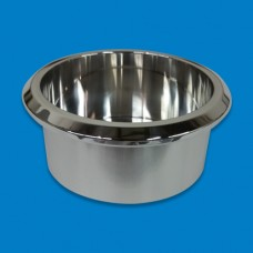 "Cup Holder Billet Aluminum- Small/Short(3"")"