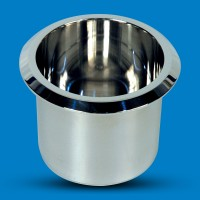 Billet Aluminum Cup Holders
