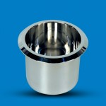 "Cup Holder Billet Aluminum- Small(3"")"
