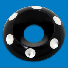 """BILLET ALUMINUM ACCENT COUNTERSUNK WASHERS HIGHLIGHT FINISH 1/4"""""""