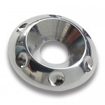 BILLET ALUMINUM ACCENT COUNTERSUNK WASHERS #10 COLOR FINISH