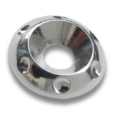 "BILLET ALUMINUM ACCENT COUNTERSUNK WASHERS 5/16"" COLORED FINISH"