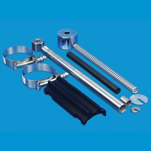 Mechanical Drive Cables : Mechanical indicator actuator bravo drives