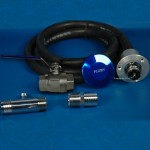 DELUXE ENGINE FLUSHING KIT WITH STAINLESS STEEL VALVE