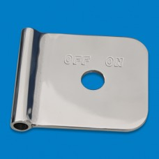 BATTERY BOX MOUNT PANEL ONLY