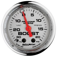 "Auto Meter Platinum 2"" Gauges (12)"