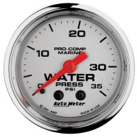 "Auto Meter Platinum 2-5/8"" Gauges (12)"