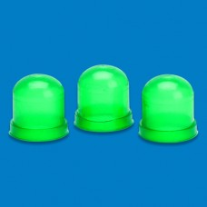 GAUGE BULB BOOT GREEN