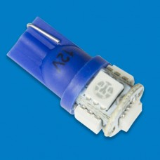 LED BULB REPLACEMENT WEDGE BLUE