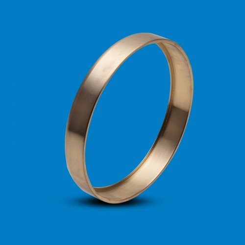 Wear Ring Bronze With Shoulder