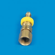 SPEEDO HEAD FITTING ASSEMBLY 1/4 NPT
