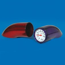 "GAUGE DECK MOUNT 3-3/8"" COLOR FINISH"