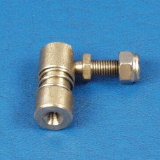"QUICK RELEASE BALL JOINT 40 SERIES 5/16"" -24 STUD"