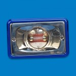 TRANSOM STERN LIGHT BEZEL RECTANGULAR