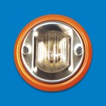 TRANSOM LIGHT BEZEL ROUND