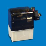 PLACE HYDRAULIC PUMP ONLY