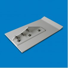 PLACE DIVERTER RIDE PLATE