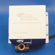 TOTAL FLOW CONTROL HIGH VOLUME FUEL VALVE- THREE PORT