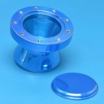 Steering Hub for EMI Billet Steering Wheels