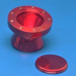 One Piece Steering Hub For Formuling Or Grant 9 Bolt Steering Wheels