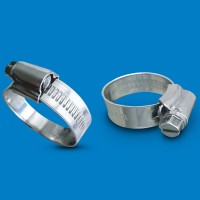 Solid Band Heavy Duty Clamps